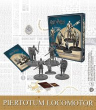 Harry Potter Miniature 35 mm 5-Pack Piertotum Locomotor *English