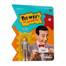 Pee-wee's Playhouse ReAction Akční figurka Pee Wee 10 cm