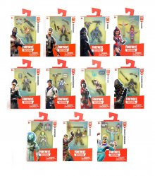 Fortnite Battle Royale Collection mini figurky 5 cm Wave 3 Assor