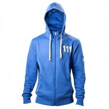 Fallout 4 hoodie mikina Vault 111 velikost XL