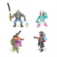 Fortnite Battle Royale Collection mini figurky 4-Pack 5 cm Wave