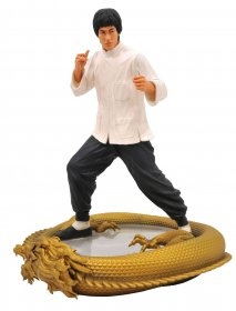 Bruce Lee Premier Collection Socha 80th Birthday 28 cm