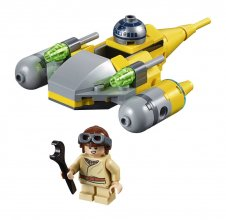 LEGO® Star Wars™ Microfighters Series 6 - Naboo Starfighter™