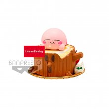 Kirby Q Paldoce Collection Vol. 1 mini figurka Kirby Ver. B 6 cm