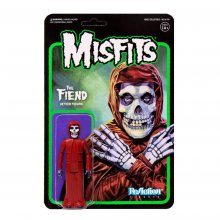 Misfits ReAction Akční figurka The Fiend Crimson Red 10 cm