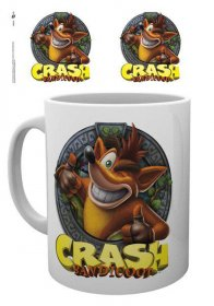 Crash Bandicoot Hrnek Crash