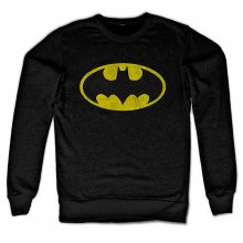 Batman mikina Distressed Logo