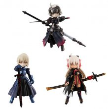 Fate/Grand Order Desktop Army Figures 8 cm prodej v sadě Vol. 4