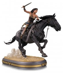 Wonder Woman Movie Deluxe Socha 1/6 Wonder Woman on Horseback 4