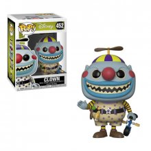Nightmare before Christmas POP! Movies Vinylová Figurka Clown 9
