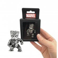 Marvel Pewter Collectible mini figurka Groot 5 cm