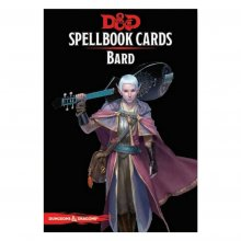 Dungeons & Dragons Spellbook Cards: Bard Deck *English Version*