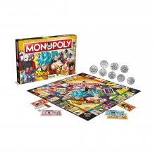 Dragon Ball Super desková hra Monopoly *French Version*