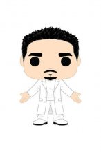Backstreet Boys POP! Rocks Vinylová Figurka Kevin Richardson 9 c