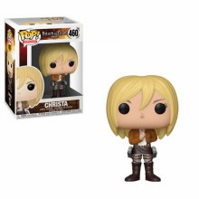Attack on Titan POP! Animation Vinylová Figurka Christa 9 cm