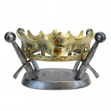 Game of Thrones 1/1 Prop Replica The Royal Crown of King Robert