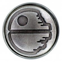 Star Wars Click Badge Death Star