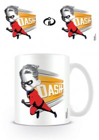 The Incredibles 2 Hrnek Dash