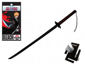 Bleach Foam Sword Ichigo Bankai Tensa Zangetsu (Bulk Box Version