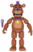 Five Nights at Freddy's Pizza Simulator Action Figure Rockstar F