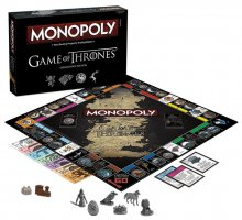 Game of Thrones desková hra Monopoly Collectors Edition *English