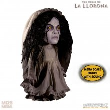 The Curse of La Llorona Mega Scale Talking Akční figurka La Llor