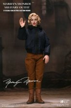 Marilyn Monroe My Favourite Legend Action Figure 1/6 Military Ou