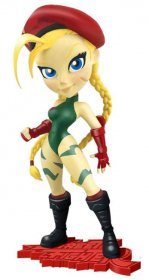 Street Fighter Knockouts Vinyl Figure Serie 1 Cammy 18 cm