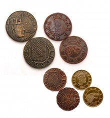 Game of Thrones Coin Set House Stark
