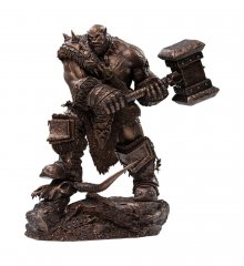 Warcraft: The Beginning Socha 1/9 Orgrim Imitation Bronze Versi