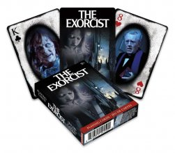 The Exorcist herní karty Movie