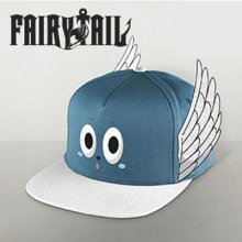 Fairy Tail Snapback čepice Happy