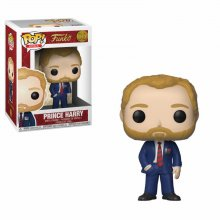 Royal Family POP! Vinylová Figurka Prince Harry 9 cm