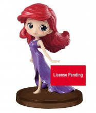 Disney Q Posket Petit mini figurka Ariel Story of the Little Mer