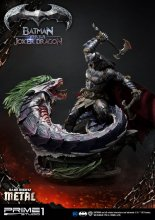 Dark Nights: Metal Socha Batman Versus Joker Dragon 87 cm