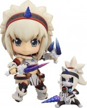 Monster Hunter 4 Nendoroid PVC Akční figurka Hunter: Female Kiri