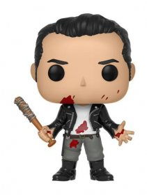 Walking Dead POP! Television Vinylová Figurka Negan (Clean Shave