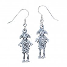Harry Potter Dobby the House-Elf Earrings (silver plated)