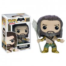 Figurka Batman v Superman POP! Aquaman 9 cm