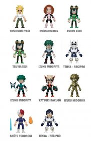 My Hero Academia Action Vinyls mini figurky 8 cm Display (12)