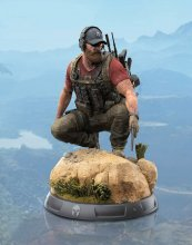 Ghost Recon Wildlands Collector's Edition PVC Socha 37 cm