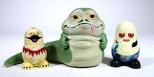 Star Wars Chubby Figures 3-Pack Jabba's Palace 9 cm