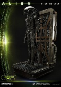 Alien Museum Art Socha / Wall Art Alien Big Chap 88 cm