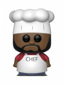 South Park POP! TV Vinylová Figurka Chef 9 cm