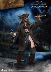 Pirates of the Caribbean Dynamic 8ction Heroes Akční figurka 1/9