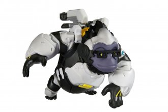 Overwatch Cute but Deadly Medium Vinylová Figurka Winston 10 cm