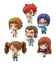 Gundam Build Fighters Try Petit Chara Trading Figure 6 cm Ver. G