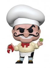 The Little Mermaid POP! Disney Vinylová Figurka Chef Louis 9 cm