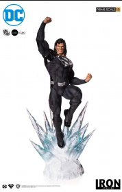 DC Comics Prime Scale Socha 1/3 Superman (Black Suit) 95 cm