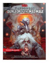 Dungeons & Dragons RPG Adventure Waterdeep: Dungeon of the Mad M